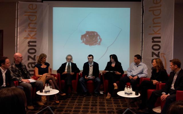 Grupo de escritores que han publicado sus obras en Kindle Direct Publishing