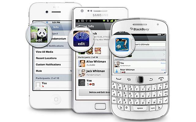 Whatsapp crear grupos