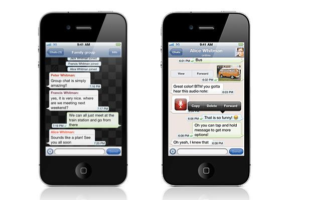 Whatsapp mensajes