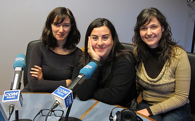 Gadwoman en Com Ràdio