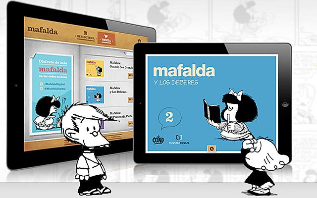 Mafalda iPad