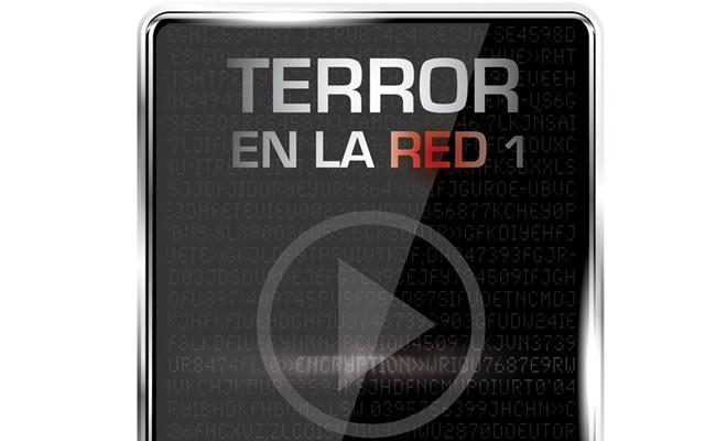 Primer volumen de la trilogía Terror en la Red