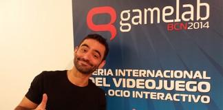 Maximo Cavazzani, creador de Preguntados en el Gamelab