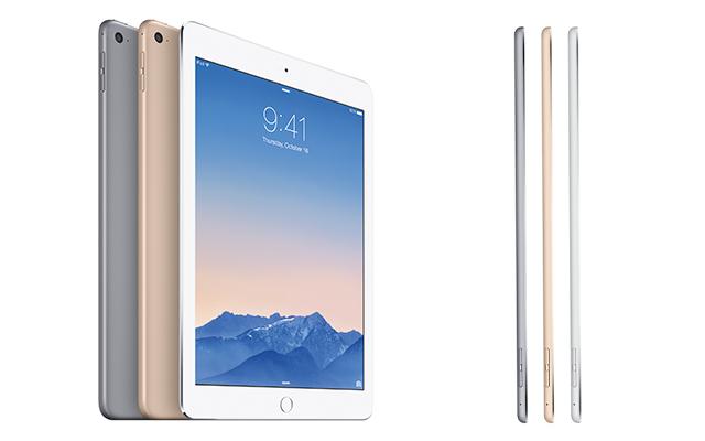iPad Air 2, más fino y potente