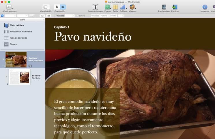 Escribe Tu Propio Libro De Cocina
