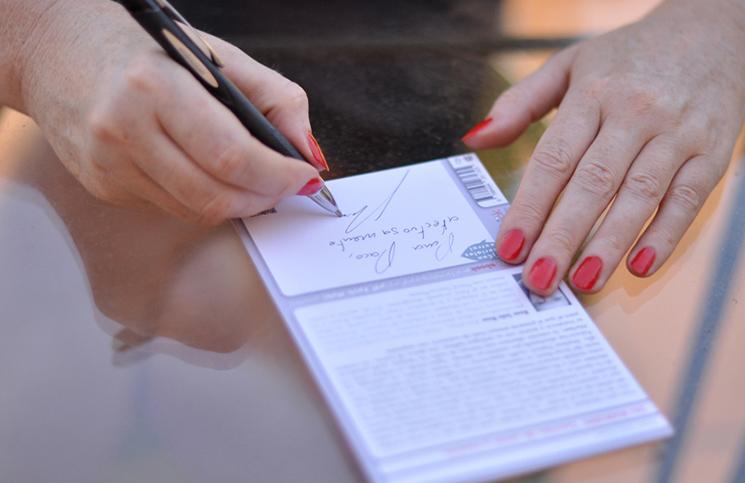 Seebook permite firmar y dedicar ebooks