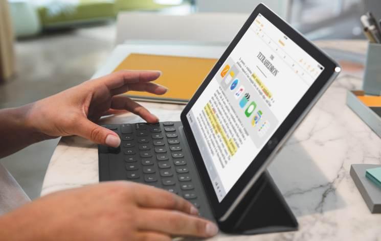 ipad teclado