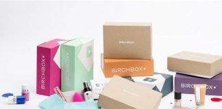 Birchbox caja belleza