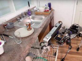 robot limpiador Google Boston Dynamics